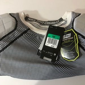 5e318593 Nike Shirts | Pro Hyperstrong 4 Pad Gfx Compression Shirt | Poshmark